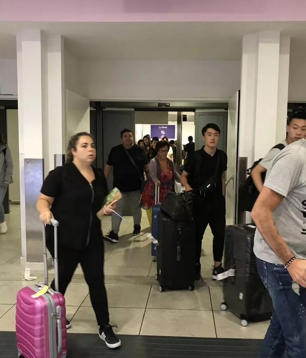 2018学年那不勒斯美术学院国际预科班安全抵达